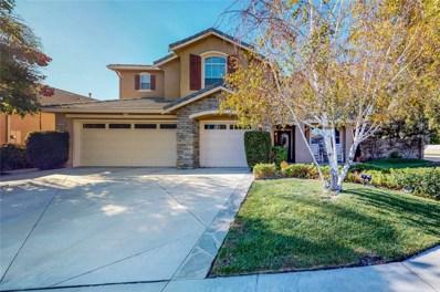 21732 Canyon Heights Circle, Saugus, CA 91390 - MLS#: SR17274896
