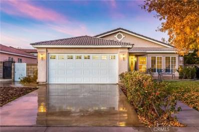 1637 Bisbee Place, Lancaster, CA 93535 - MLS#: SR17275763