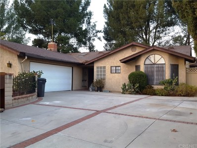 27545 Endeavor Street, Agoura Hills, CA 91301 - MLS#: SR17275913