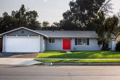 11216 Blucher Avenue, Granada Hills, CA 91344 - MLS#: SR17275957