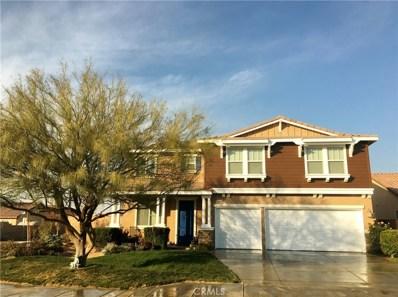 5813 W Avenue K3, Lancaster, CA 93536 - MLS#: SR17276030