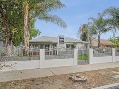 12958 Osborne Street, Pacoima, CA 91331 - MLS#: SR17276529