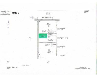 0 Vac\/70 Stw Pav \/Vic Jackman, Lancaster, CA 93536 - MLS#: SR17277188