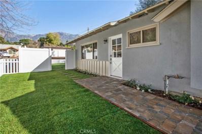 197 E Altadena Drive, Altadena, CA 91001 - MLS#: SR17277577