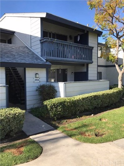 27614 Susan Beth Way UNIT H, Saugus, CA 91350 - MLS#: SR17278061