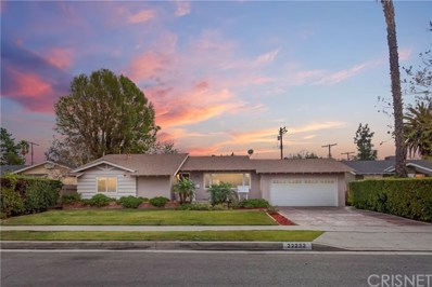 22232 Burton Street, Canoga Park, CA 91304 - MLS#: SR17278161