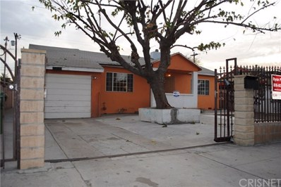 11142 Lemay Street, North Hollywood, CA 91606 - MLS#: SR17278945