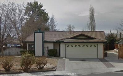 2722 La Mesa Court, Lancaster, CA 93535 - MLS#: SR17279661