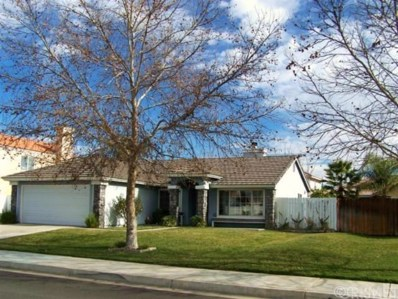 29120 Deer Creek Circle, Menifee, CA 92584 - MLS#: SR17279854