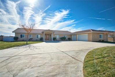 2634 Desert Rose Drive, Lancaster, CA 93536 - MLS#: SR17280109