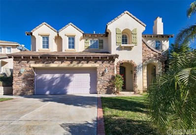 26511 Thackery Lane, Stevenson Ranch, CA 91381 - MLS#: SR17280503