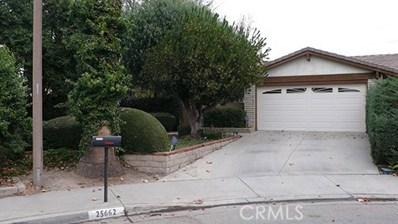 25662 Palma Alta Drive, Valencia, CA 91355 - MLS#: SR17281063