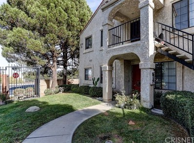 2554 Olive Drive UNIT 197, Palmdale, CA 93550 - MLS#: SR18000594