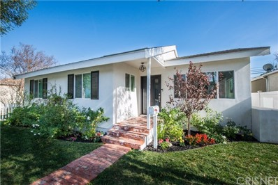 5908 Lindley Avenue, Encino, CA 91316 - MLS#: SR18000597