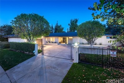 3550 Ballina Canyon Road, Encino, CA 91436 - MLS#: SR18000997