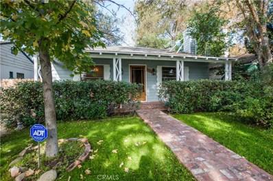 11519 Albers Street, North Hollywood, CA 91601 - MLS#: SR18001655