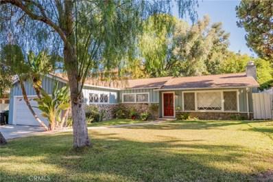 4954 Reforma Road, Woodland Hills, CA 91364 - MLS#: SR18002025