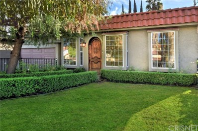 15136 Hesby Street, Sherman Oaks, CA 91403 - MLS#: SR18002375