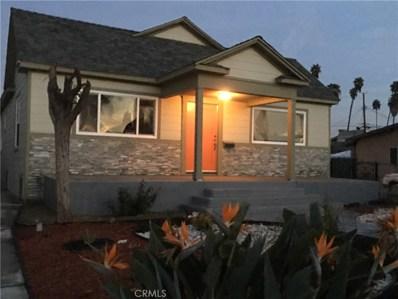 3942 3rd Avenue, Leimert Park, CA 90008 - MLS#: SR18002447