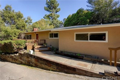 3720 Broadlawn Drive, Los Angeles, CA 90068 - MLS#: SR18002462