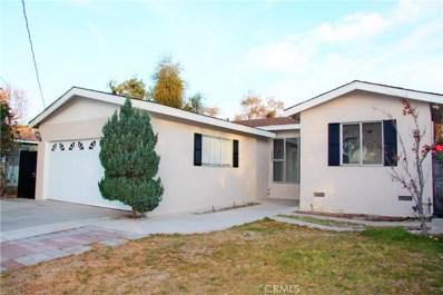 15843 Bassett Street, Van Nuys, CA 91406 - MLS#: SR18002797