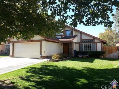 2610 Halma Street, Lancaster, CA 93535 - MLS#: SR18003568