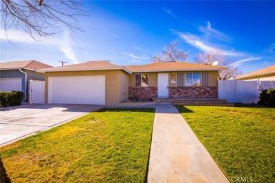 38369 Jeanette Street, Palmdale, CA 93550 - MLS#: SR18003737