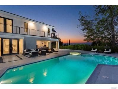 4020 Alonzo Avenue, Encino, CA 91316 - MLS#: SR18004382