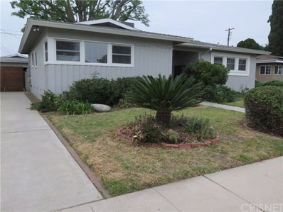 10007 Gaynor Avenue, North Hills, CA 91343 - MLS#: SR18004601
