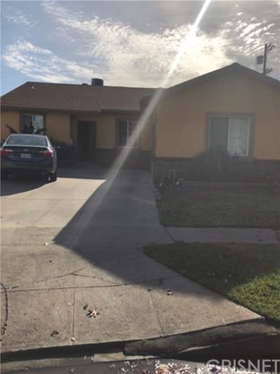 13448 Muscatine Street, Arleta, CA 91331 - MLS#: SR18005103