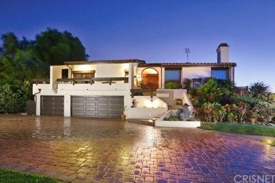 13 Concho Lane, Bell Canyon, CA 91307 - MLS#: SR18006080