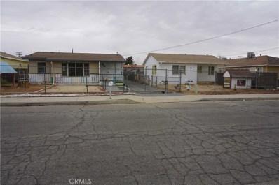 941 E Avenue Q5, Palmdale, CA 93550 - MLS#: SR18006334