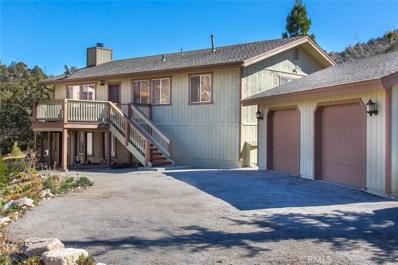2028 Zermatt Drive, Pine Mtn Club, CA 93222 - MLS#: SR18006538