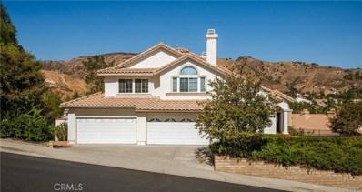18019 Gauguin Lane, Granada Hills, CA 91344 - MLS#: SR18006945
