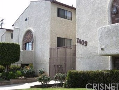 7409 Woodman Avenue UNIT 111, Van Nuys, CA 91405 - MLS#: SR18007009