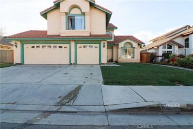 40217 Vicker Way, Palmdale, CA 93551 - MLS#: SR18007236