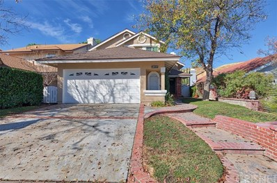 28535 Sugar Pine Way, Saugus, CA 91390 - MLS#: SR18007255
