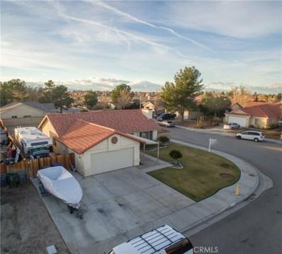 37553 Giavon Street, Palmdale, CA 93552 - MLS#: SR18007773
