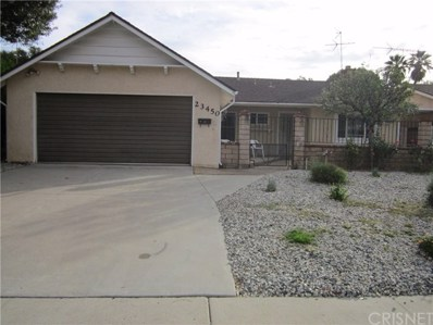 23450 Kittridge Street, West Hills, CA 91307 - MLS#: SR18007849