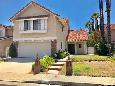 19662 Crystal Hills Drive, Northridge, CA 91326 - MLS#: SR18007971