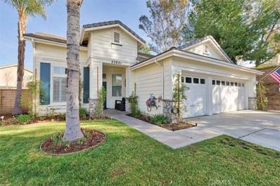 23601 Falcon Crest Place, Valencia, CA 91354 - MLS#: SR18008367