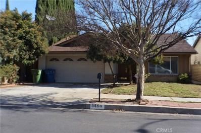 8550 Elizalde Avenue, Northridge, CA 91324 - MLS#: SR18008552