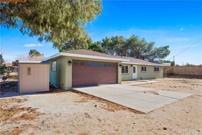 42848 48th Street W, Lancaster, CA 93536 - MLS#: SR18008649