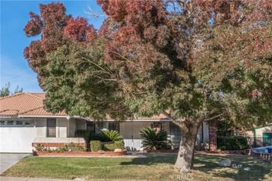 4643 Vitrina Lane, Palmdale, CA 93551 - MLS#: SR18008952