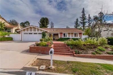 10 Peregrine Circle, Oak Park, CA 91377 - MLS#: SR18008963