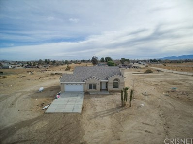 37016 87th Street E, Littlerock, CA 93543 - MLS#: SR18009190