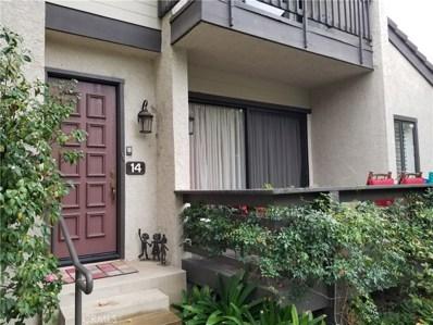 5757 Owensmouth Avenue UNIT 14, Woodland Hills, CA 91367 - MLS#: SR18009229