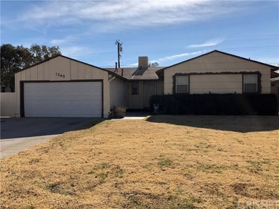 1340 W Kildare Street, Lancaster, CA 93534 - MLS#: SR18009359