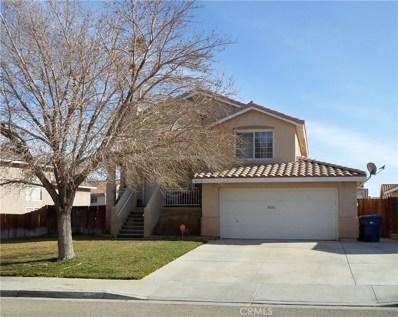 37118 Zinnia Street, Palmdale, CA 93550 - MLS#: SR18009602