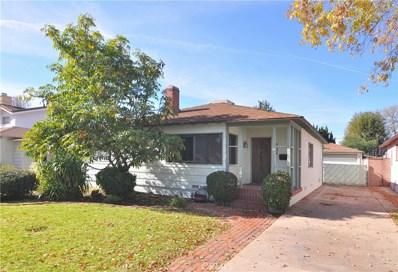 5739 Burnet Avenue, Sherman Oaks, CA 91411 - MLS#: SR18009700